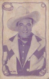Cowboy Actor TOM MIX, 30s-40s; # 23
