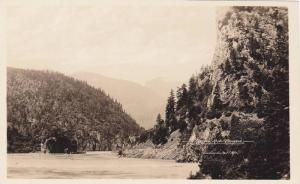 RP, Fraser River Canyon, British Columbia, Canada, 1920-1940s