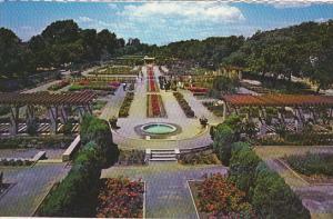 Canada Botanical Gardens Montreal Quebec