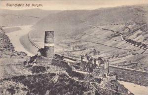 Bischofstein bei Burgen, RHineland-Palatinate, Germany, 10-20s