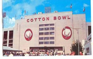 Cotton Bowl, Dallas, Texas, 40-60s