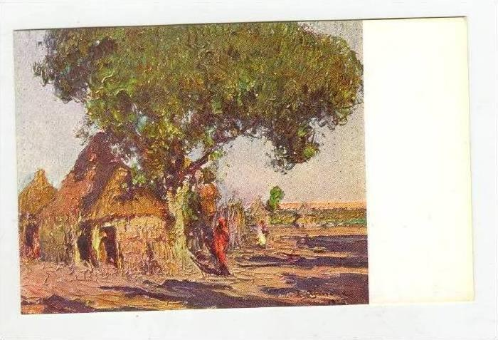 Nella Somalia Italiana, 1910-20s , All'ombra del sicomoro