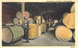 Hogsheads in Storage Farming Unused
