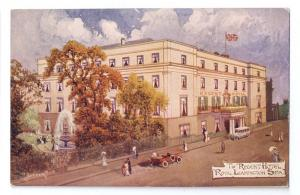 Regent Hotel Royal Leamington Spa UK England