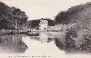LA BOURBOULE, Puy-de-Dome, France, 1900-1910´s; Le Lac Du Barrage