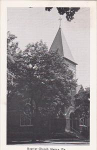 Baptist Church , MUNCY , Pennsylvania , PU-1956