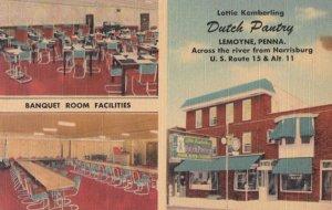 LEMOYNE , Pennsylvania, 1930-40s ; Dutch Pantry