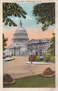 Washington DC U S Capitol