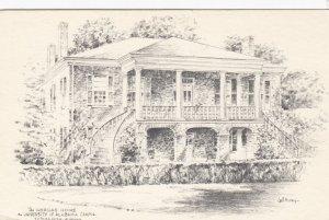 TUSACALOOSA , Alabama , 1930-40s ; The Gorgas Home , University of Alabama
