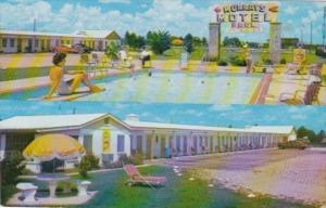 North Carolina Fayetteville Murray's Motel & Swimming Pool