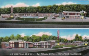 Annapolis Terrace Motel Annapolis Maryland