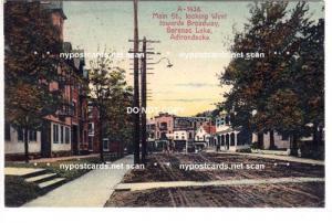 Main Street, Saranac Lake NY