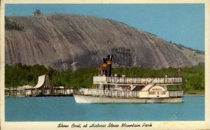 Show boat at Stone Mountain Park Stone Mountain GA 1974