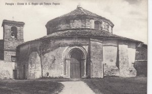 PERUGIA, Umbria, Italy, 1900-1910s; Chiesa di S. Angelo