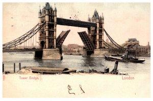 England London  Tower Bridge