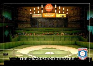 New York Cooperstown The Grandstand Theatre TheNational Baseball Hall Of Fame...