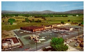 Washington  Yakima Valley, Aerial View Country Store Shoppin Center