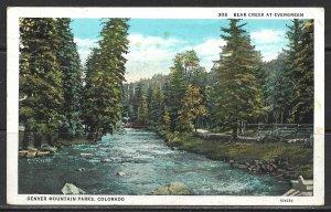 Colorado - Beak Creek At Evergreen - [CO-258]