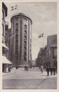 Denmark Copenhagen Rundetaam og Regensen