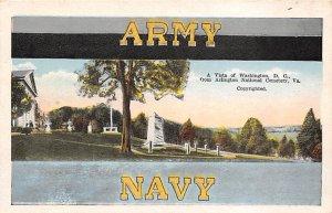 Arlington National Cemetery Virginia, USA Unused