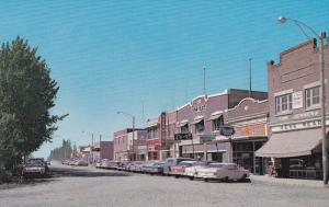 South on Main Street , OLDS , Alberta , Canada , 50-60s