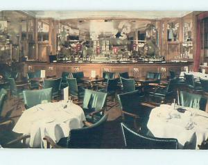 Unused Pre-1980 SHELTON CORNER RESTAURANT New York City NY hs4622