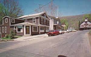Connecticut New Preston Main Street Scene