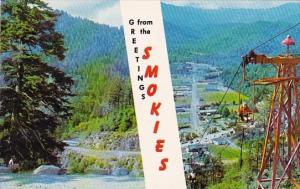 Tennessee Smoky Mountain Greetings From The Smokies