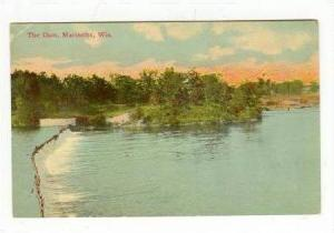 The Dam, Marinette, Wisconsin, 1900-1910s