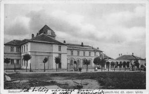 Hungary Sashalom Kossuth-teri allami elemi iskola