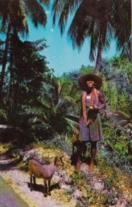 Jamaica Beads Vendor 1960