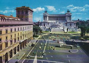 Italy Roma Piazza Venezia