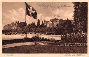 Geneve Palais des Nations Switzerland Postal Used Unknown