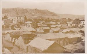 Jordan General View Of Jericho Real Photo