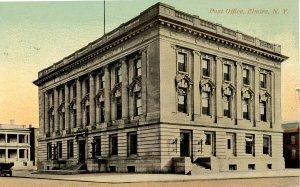 NY - Elmira. U.S. Post Office