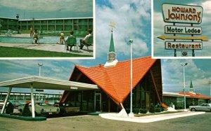 Howard Johnson's Motor Lodge,Kansas City,MO