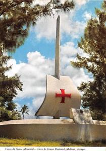 Vasco da Gama Memorial - Malindi, Kenya