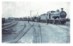 Nostalgia Postcard c1924 LNER Steam Locomotive J11 0-6-0 Reproduction Card NS47