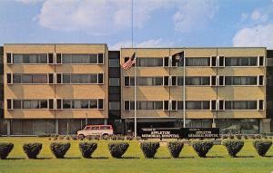 Appleton Wisconsin~Appleton Memorial Hospital~1960 Postcard
