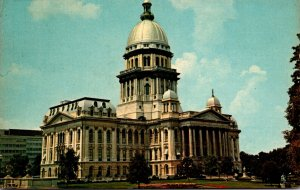 Illinois Springfield The State Capitol