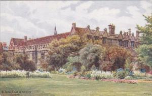 England Oxford St John's College Garden