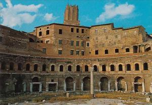 Italy Roma Rome Traiano Forum