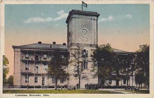 Columbus Barracks, Ohio, 1910-1920s