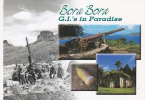 Bora Bora , Military remains,  PU-2002