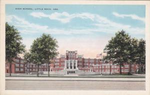 High School, LITTLE ROCK, Arkansas, 1910-1920s
