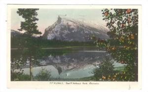 RP; Mt Rundle , Banff Park  , Alberta , Canada , 20-30s
