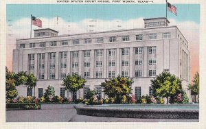 FORT WORTH, Texas, PU-1942; United States Court House