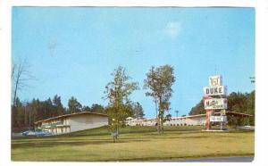 Duke Motor Lodge, Durham, North Carolina, 50-70