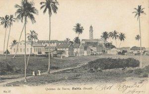 BAHIA (Brazil) , 1906 ; Quintas da Barra ; LIGHTHOUSE