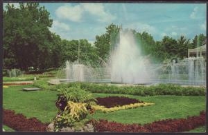 Garfield Park,Indianapolis,IN Postcard BIN